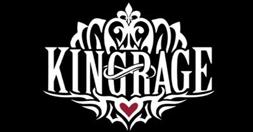 kingragelogo